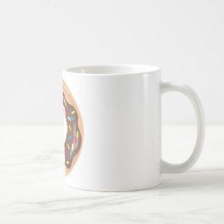 Chocolate Glazed Donut Coffee Mug