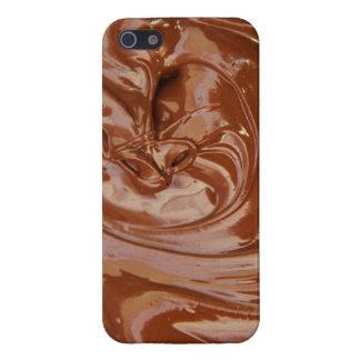 Chocolate Gooey iPhone 5 Carcasas
