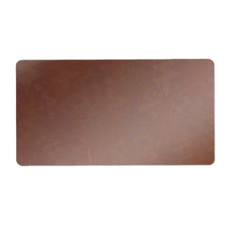 Chocolate Handmade : Shine Sparkle Artistic Label