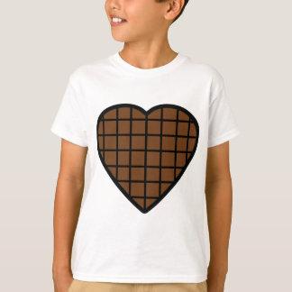 chocolate heart icon T-Shirt