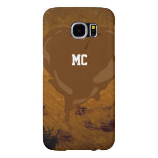 Chocolate Heart Samsung Galaxy S6, Barely There Samsung Galaxy S6 Case
