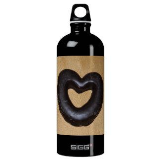 Chocolate heart SIGG traveler 1.0L water bottle