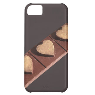 Chocolate Hearts Save the Date iPhone 5C Cover