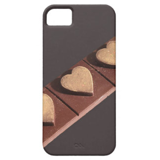Chocolate Hearts Save the Date iPhone SE/5/5s Case