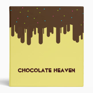 Chocolate Heaven Binder