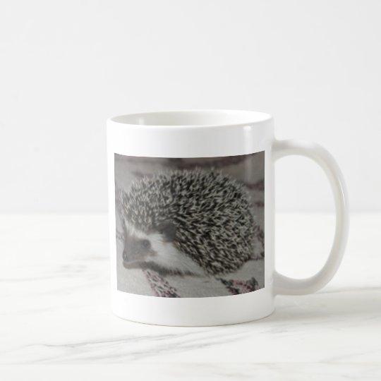 chocolate hedgehog baby coffee mug