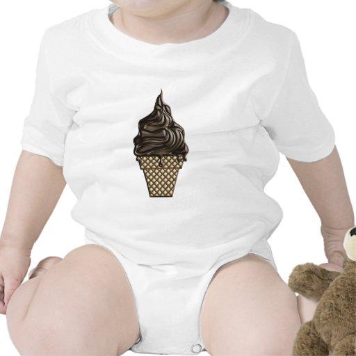 Chocolate helado día 7 de junio trajes de bebé