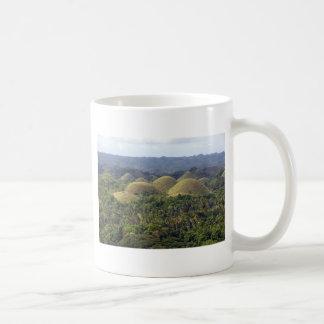 Chocolate Hills Bohol Island Philippines Coffee Mug
