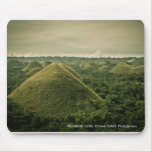 Chocolate Hills Mouse Pad