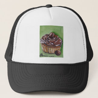 Chocolate Hunk of Love Trucker Hat