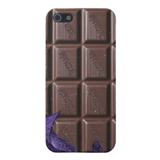 chocolate i - chocolate candy bar  cover for iPhone SE/5/5s
