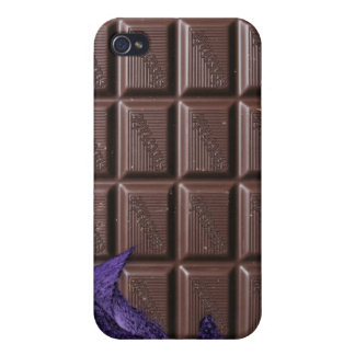 chocolate i - chocolate candy bar  iPhone 4/4S cases