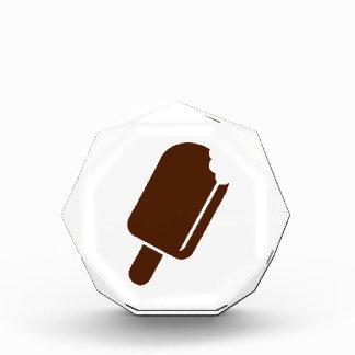 Chocolate ice cream lolly award