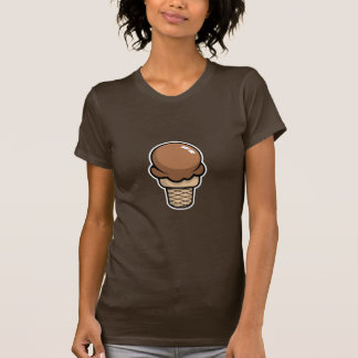 Chocolate Ice Cream T-Shirt