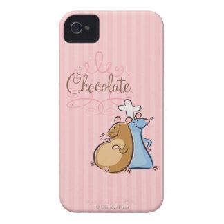 Chocolate iPhone 4 Cárcasa