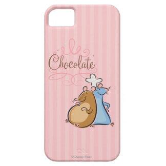Chocolate iPhone 5 Cárcasa