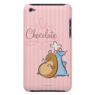Chocolate iPod Touch Case-Mate Fundas