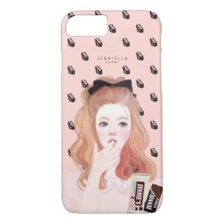 Chocolate Jennie iPhone 7 case