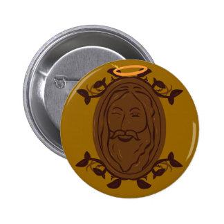 Chocolate Jesus Button
