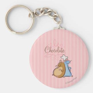 Chocolate Keychain