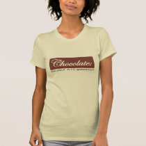 Chocolate - Kiss your A1C Good-bye T-Shirt