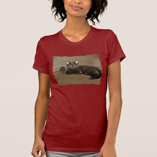 Chocolate Kitten Collection T-Shirt