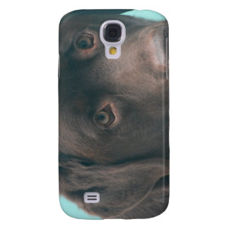 Chocolate Lab Dog iPhone 3G Case Galaxy S4 Covers