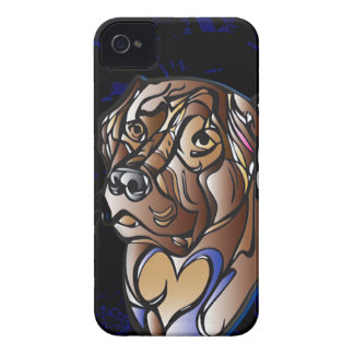 Chocolate Lab Phone/Tablet Cases iPhone 4 Case