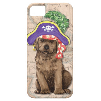 Chocolate Lab Pirate iPhone SE/5/5s Case