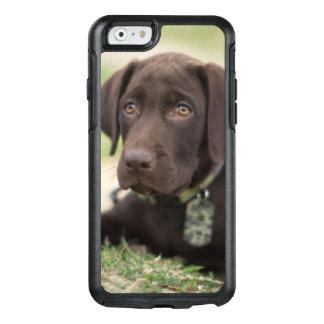 Chocolate Lab Puppy OtterBox iPhone 6/6s Case