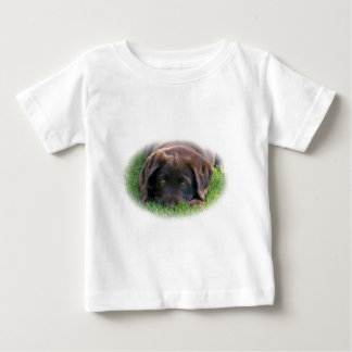 Chocolate Lab Puppy Shirt
