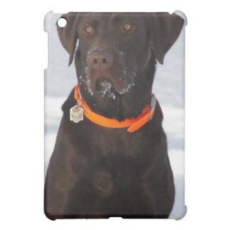 Chocolate Lab Retriever Dog iPad Case