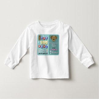 Chocolate Labrador Retriever Bowling Toddler T-shirt