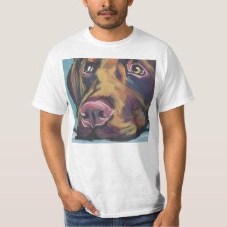Chocolate Labrador retriever Pop Art Sweatshirt