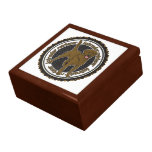 Chocolate Labrador Retriever Trinket Box