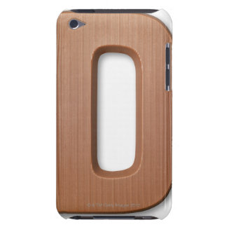Chocolate letter d barely there iPod covers