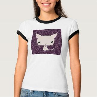 Chocolate lolkitty (purple dot print) T-Shirt