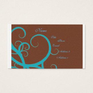 Chocolate Love Business Card