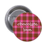 Chocolate Love Button