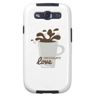 Chocolate Love Samsung Galaxy SIII Case