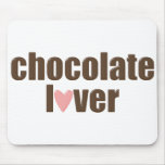 Chocolate Love Classic Mouse Pads
