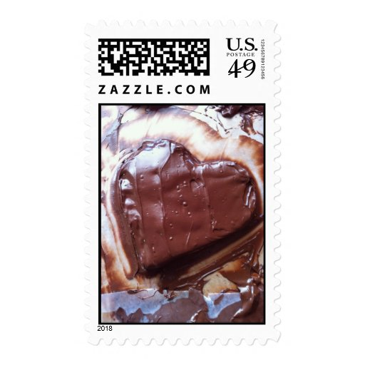 Chocolate Love Stamps