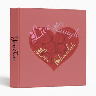 Chocolate Love Valentine Binder