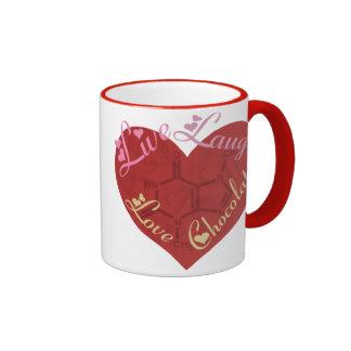 Chocolate Love Valentine Mug