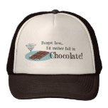 Chocolate Lover Hat