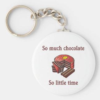 Chocolate Lover Key Chain
