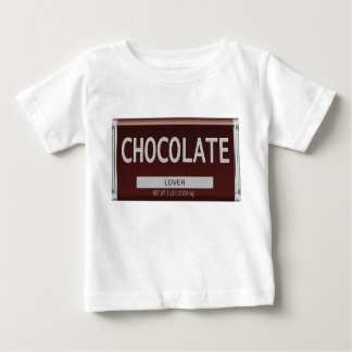 Chocolate Lover Kids T-shirt