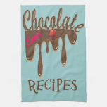 Chocolate Lover Kitchen Towel