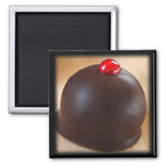 Chocolate Lover! Refrigerator Magnet
