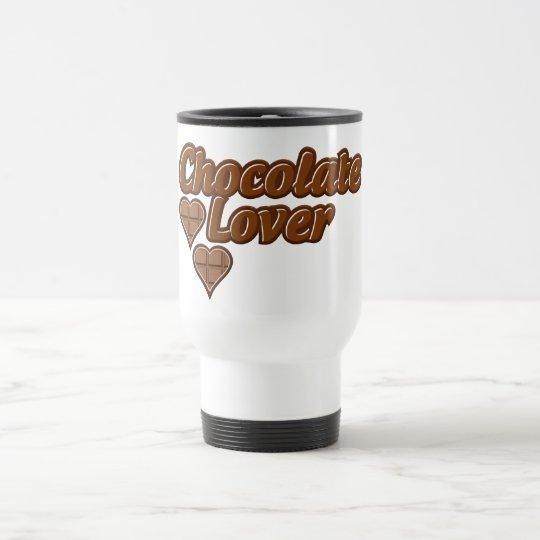 Chocolate Lover mug - choose style & color